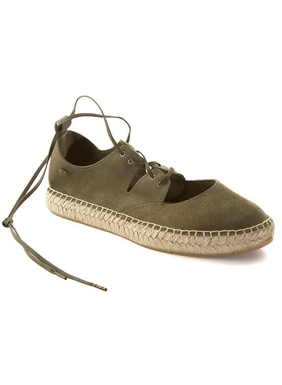 Zapatos Espadrilles con Plataforma   LA VALETA